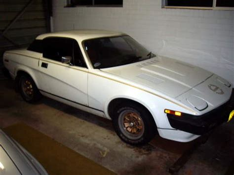 triumph boats for sale qld 1979 used triumph tr7 hardtop car sales kenmore qld very