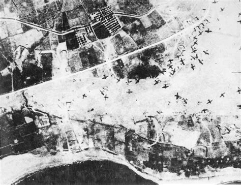 the battle for heraklion damaged german aircraft at maleme nzhistory new zealand history online