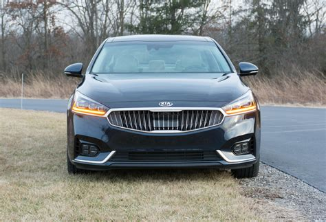 2017 Kia Cadenza Review by 2017 Kia Cadenza Limited Review The About Cars