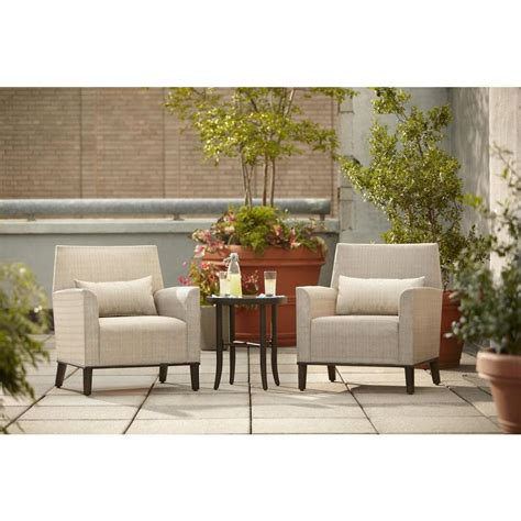 home depot patio chairs hton bay patio seating chairs 2 pack