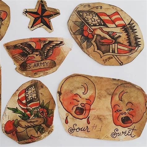 1940s tattoo designs 584 best marked for images on vintage