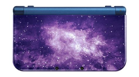 New 3ds Xl gamestop opens pre orders on new galaxy style new nintendo 3ds xl nintendo