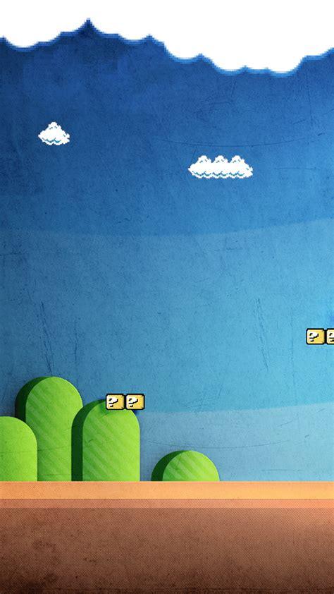 super mario wallpapers  iphone