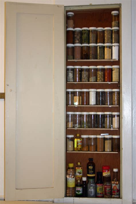 kitchen spice cabinet home improvements diy 171 renters in