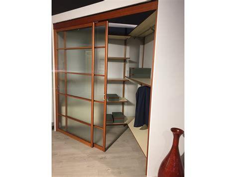 cabina armadio rimadesio cabina armadio con porte scorrevoli ciliegio e acidato