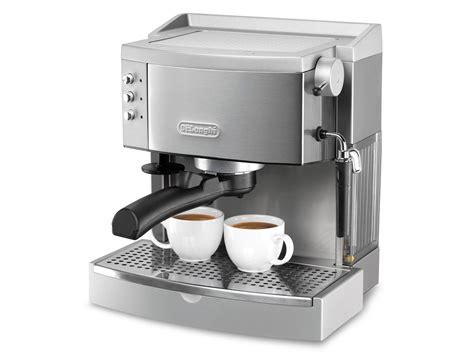 DeLonghi EC702 15 Bar Pump Espresso Maker Review » TechLogitic