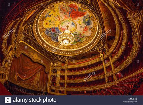 Plafond Palais Garnier by Opera Garnier Chagall Stock Photos Opera Garnier