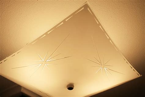 ceiling light cover with low ceilings while a linear