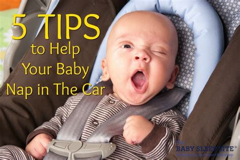 how to get my baby to nap in his crib 5 tips to getting your baby to nap in the car the baby