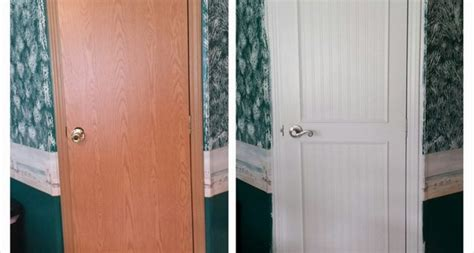 door makeover interior door makeover projects decorating your small space