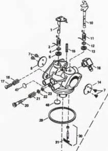 tecumseh carburetor 632536