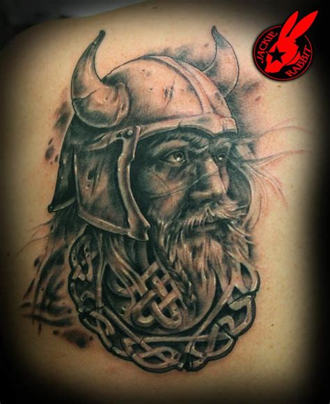 viking warrior tattoo designs viking keltic knot by jackie rabbit by