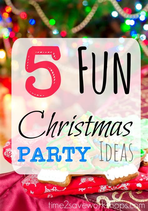 christmas party 2016 ideas traditions 5 ideas kasey trenum