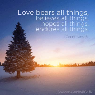 Images Of Love Endures All Things | love endures all things truth for life