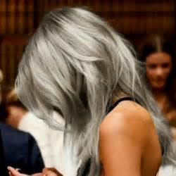 hair color for grey 17 best ideas about gray hair colors on silver