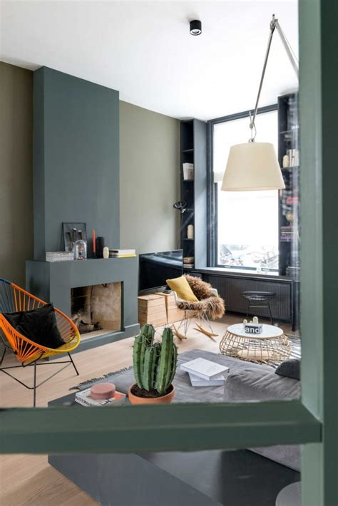 Deco Vert Olive by Associer Les Verts En D 233 Co On Ose Le Mixe