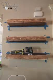 How To Build Floating Bookshelves Diy Floating Shelves