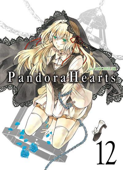 Pandorahearts Vol 13 vol 12 pandora hearts news