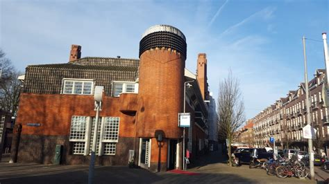 het schip amsterdamse school 100 jaar amsterdamse school de westkrant