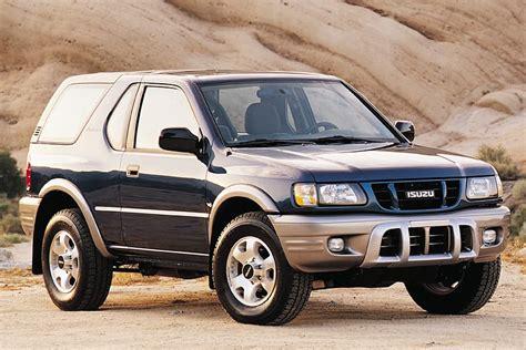 2000 isuzu amigo overview cars com 2000 isuzu amigo overview cars com