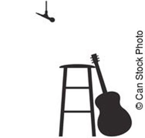 Tabouret De Guitariste by Illustrations De Tabouret 6 727 Images Clip Et