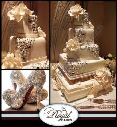 Big Crystal Chandelier Wedding Cakes Royal Cakes