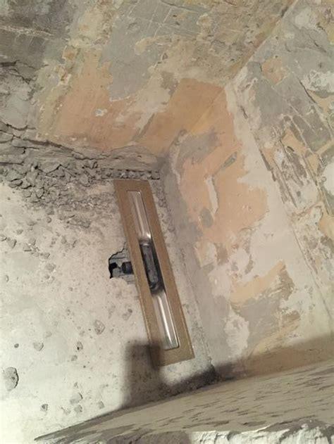 afschot voor inloopdouche vloer 4 5m storten werkspot