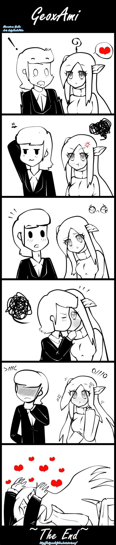 anime comic mini comic geoami by aniiymackafiolee on deviantart