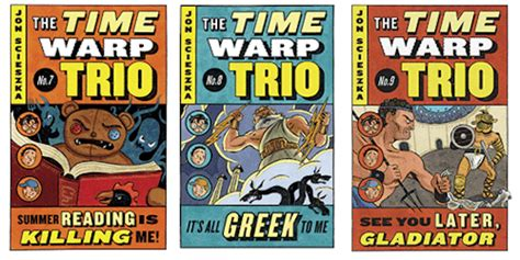 a warp in time horizon book 3 books the stinky cheese and other fairly stupid tales