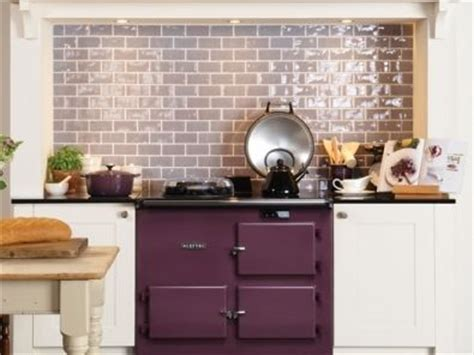and aubergine kitchen contemporary lime and white