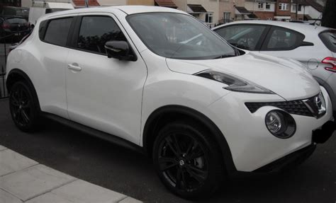nissan juke 2017 white nissan juke storm white reviews prices ratings with