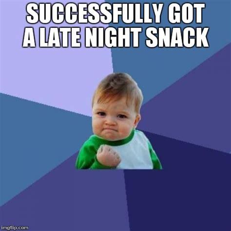 Late Night Meme - success kid meme imgflip