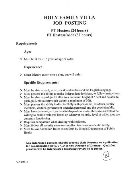dietary aide job description for resume samplebusinessresume com