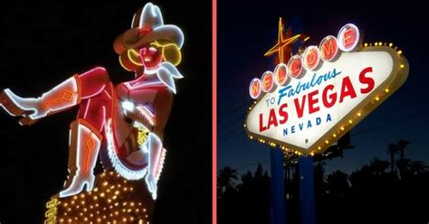 To Make Comeback In Vegas by Like Vintage Glow Sticks Many Neon Signs Are A