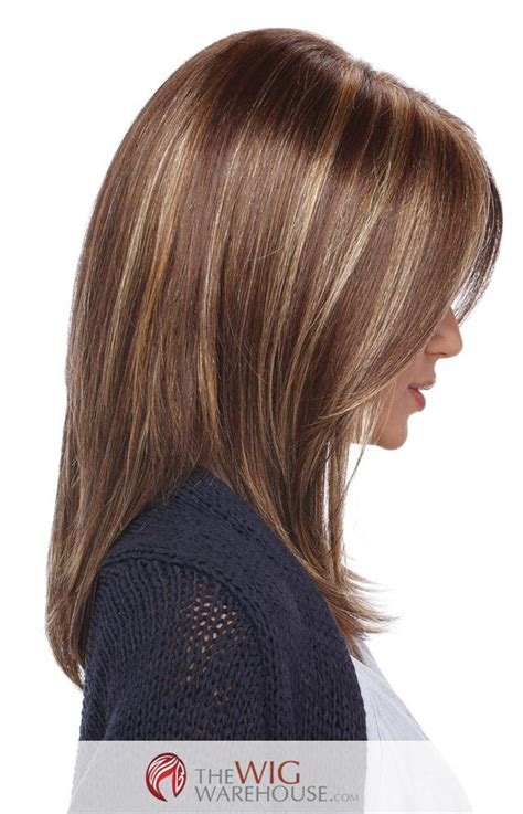 razor cut layers around face the face framing layered razor cut of the jewel wig is a