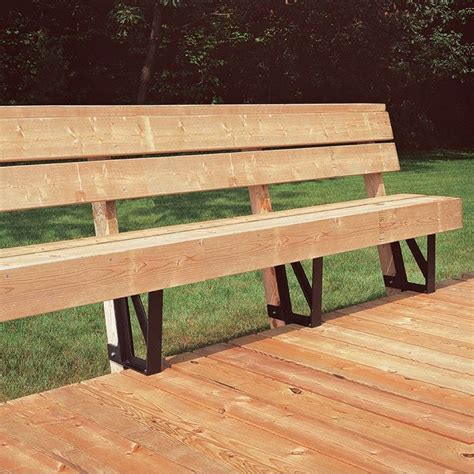 deck railing bench 1000 images about dock bench on pinterest sporty deck