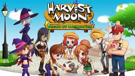 cara membuat wanita jatuh cinta di harvest moon ulang tahun ke 20 natsume rilis harvest moon light of