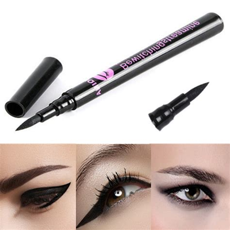Harga My Liquid Eyeliner Waterproof by Liquid Eye Liner Pen Pencil Black Waterproof Eyeliner