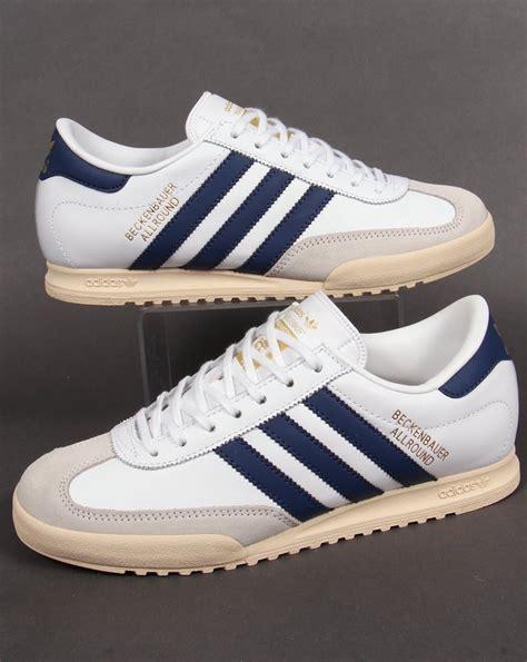 Harga Adidas Beckenbauer adidas beckenbauer allround white blue adidou
