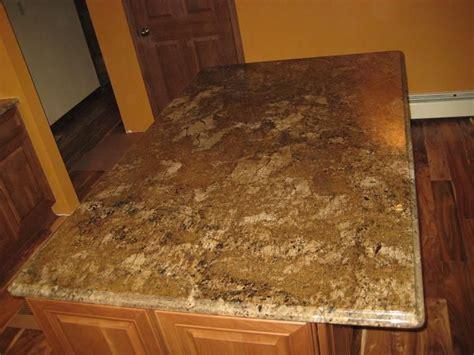 cabinets to go caledonia wi granite countertop beveled edges granite marigold
