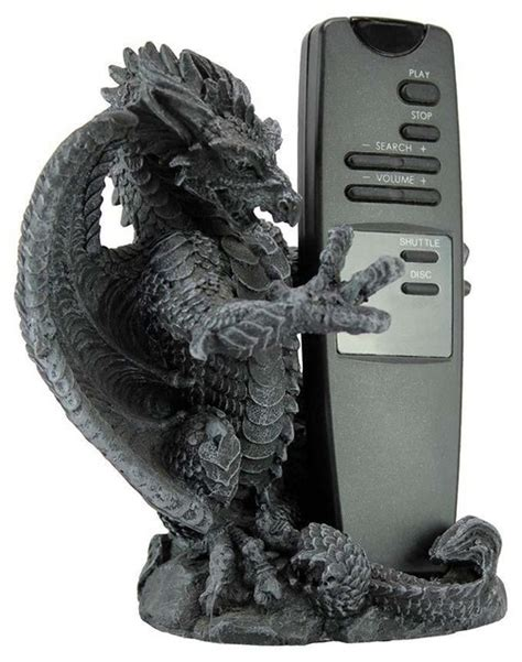 medieval dragon home decor 6 quot medieval gothic dragon mp3 player cell phone holder