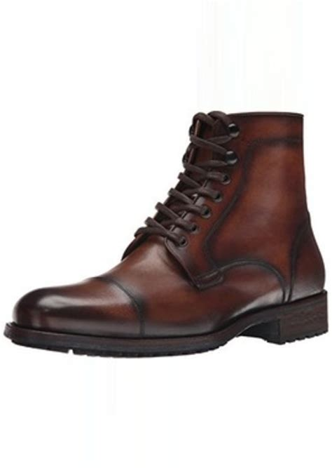 brown engineer boots mens magnanni magnanni s lorenzo engineer boot mid brown