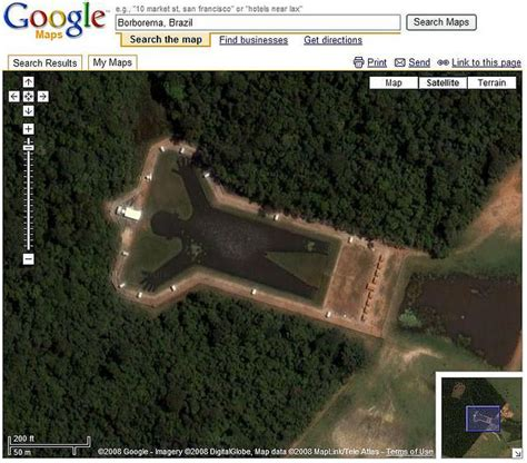 imagenes extrañas google earth coordenadas 10 imagens bizarras vistas no google earth