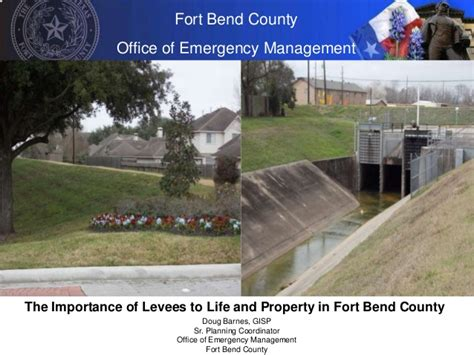 Fort Bend County Property Records Search Levee Stats