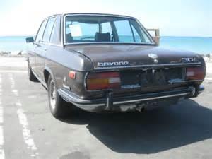 1973 bmw bavaria 1973 bmw bavaria 3 0s e3 4 speed manual runs