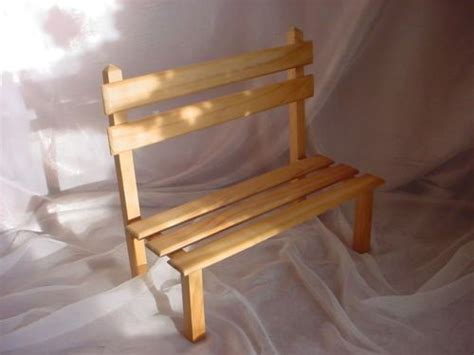 doll bench vintage doll bench chair wood smooth patina quality teddy