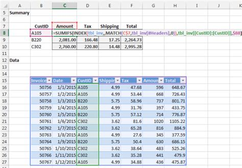 wood header design exle use the column header to retrieve values from an excel