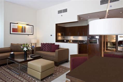 Hotel Appartment by Aparthotel Grand Millennium Wahda Abu Dhabi Uae