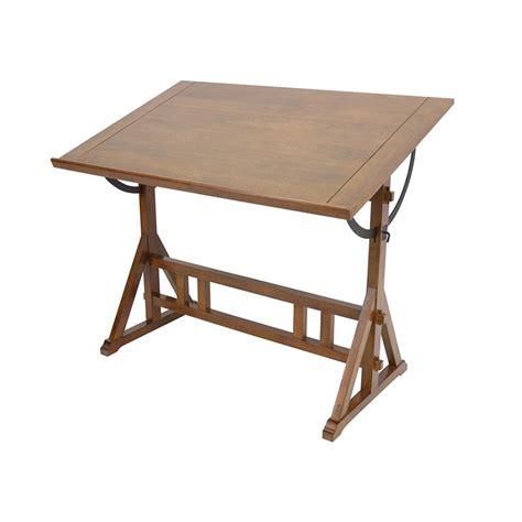 bureau d architecte en bois massif meuble haut de gamme