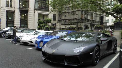 koenigsegg mansory 163 5m supercar carpark 2 veyrons koenigsegg agera r